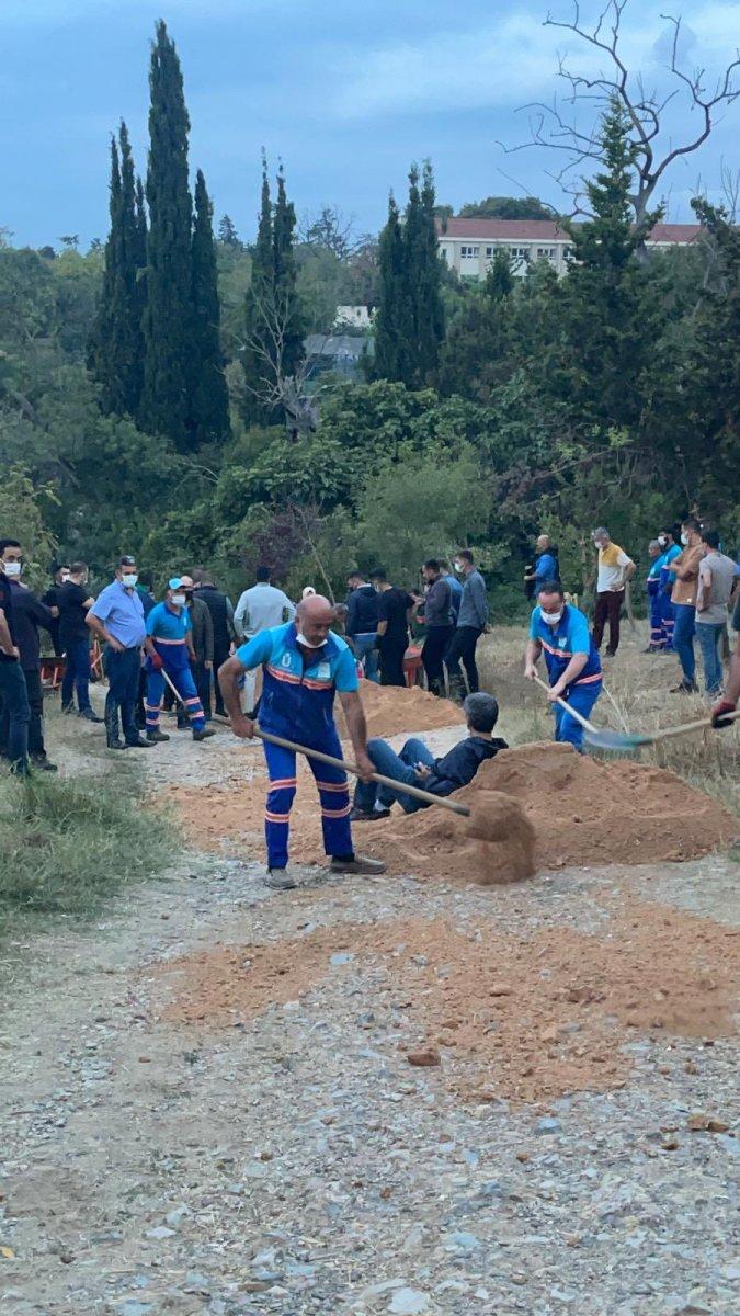 Üsküdar Belediyesi nden Validebağ Korusu na ilişkin açıklama #5