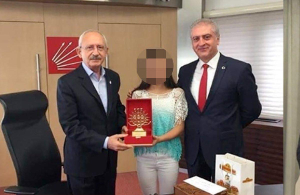 CHP li ilçe başkanından Cumhurbaşkanı Erdoğan a yönelik küstah sözler #1