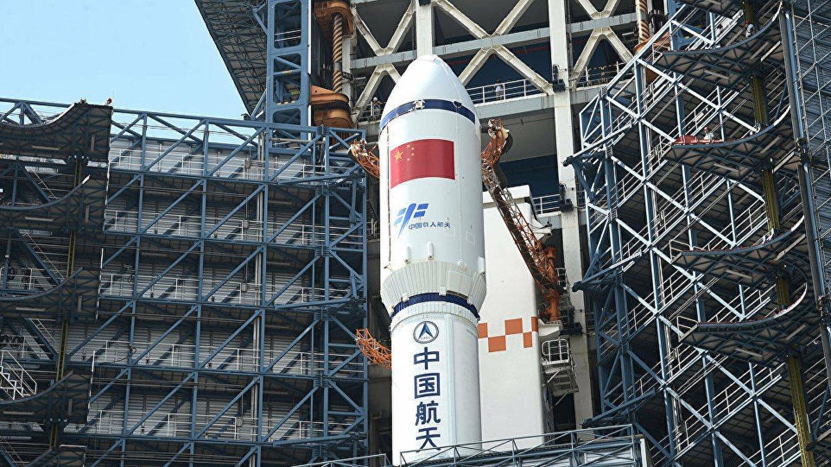 Çin, Tianzhou-3 kargo mekiğini kendi uzay istasyonuna gönderdi