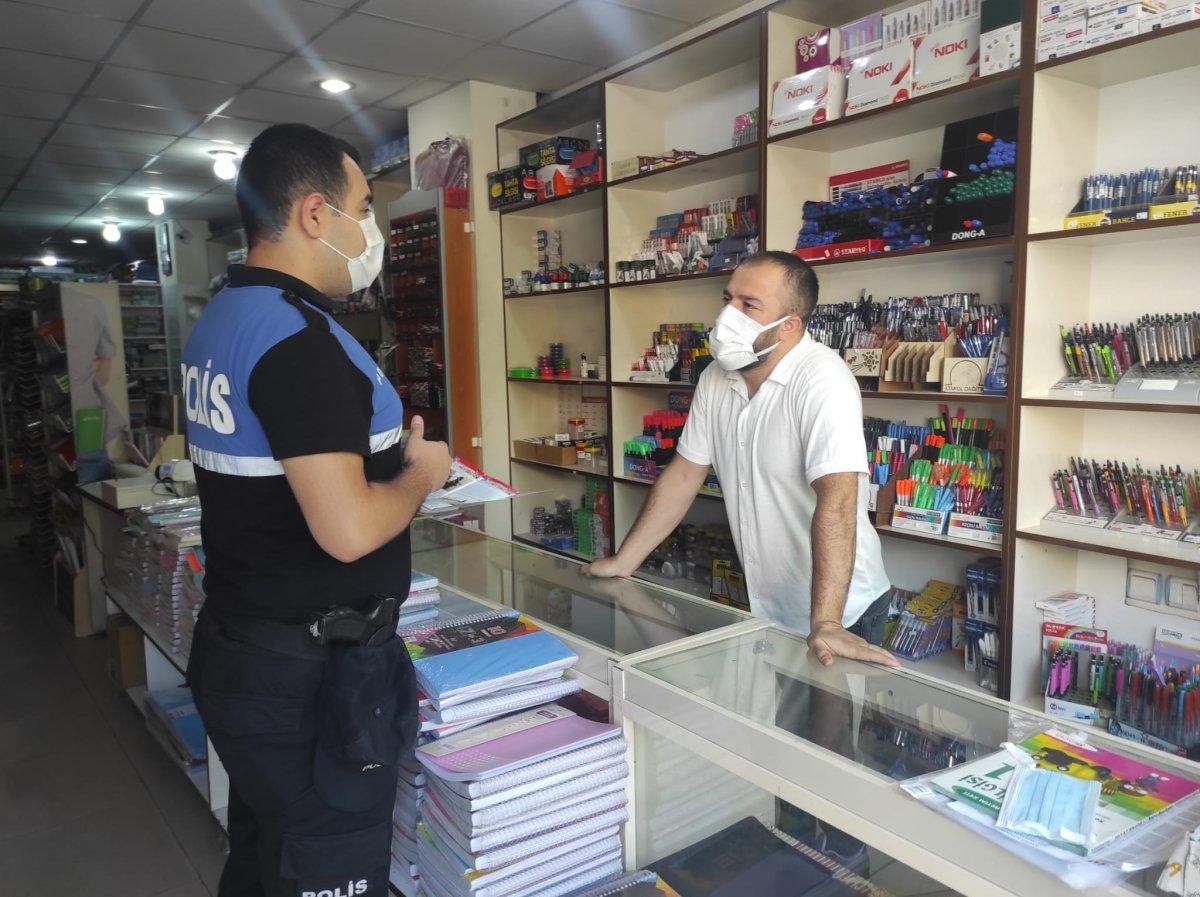 Cizre'de polis halkla kaynaşıyor #3