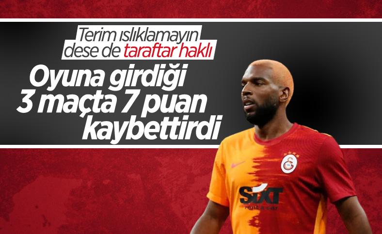 Ryan Babel oyuna giriyor Galatasaray kaybediyor