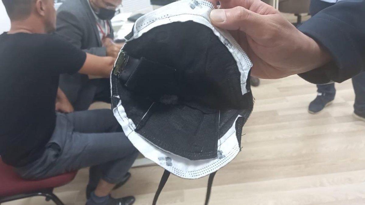 Kırıkkale de ehliyet sınavında akılalmaz kopya düzeneği #2