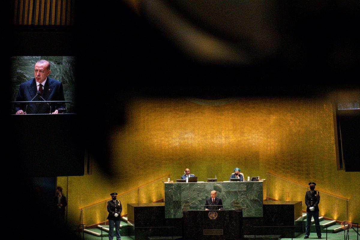 Cumhurbaşkanı Erdoğan, BM Genel Kurulu nda #3