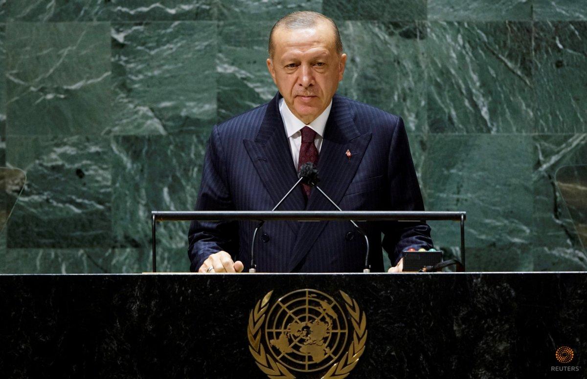 Cumhurbaşkanı Erdoğan: Paris İklim Anlaşması nı Meclisimize sunmayı planlıyoruz #1