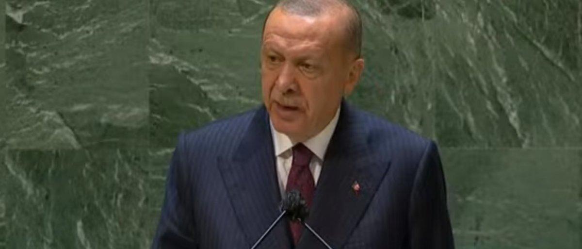 Cumhurbaşkanı Erdoğan, BM Genel Kurulu nda #2