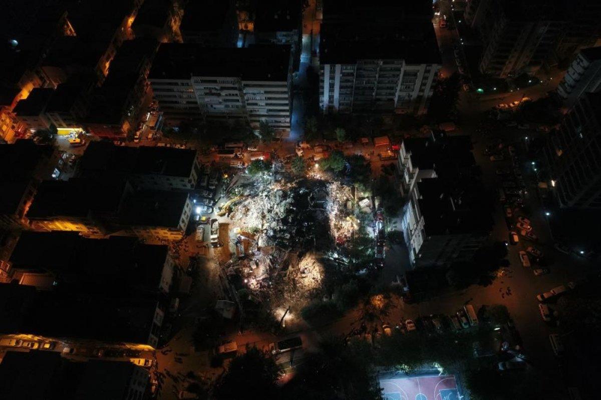 İzmir depreminde yıkılan Emrah Apartmanı iddianamesi kabul edildi #1