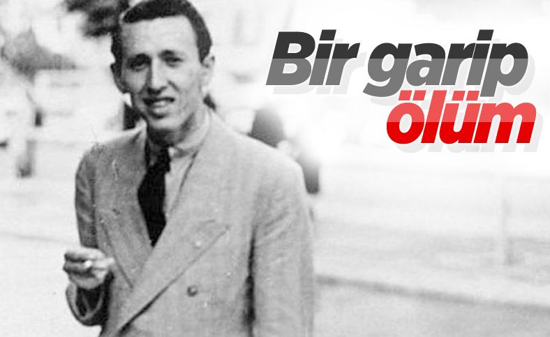 Talihsiz biçimde ölen bir şair: Orhan Veli