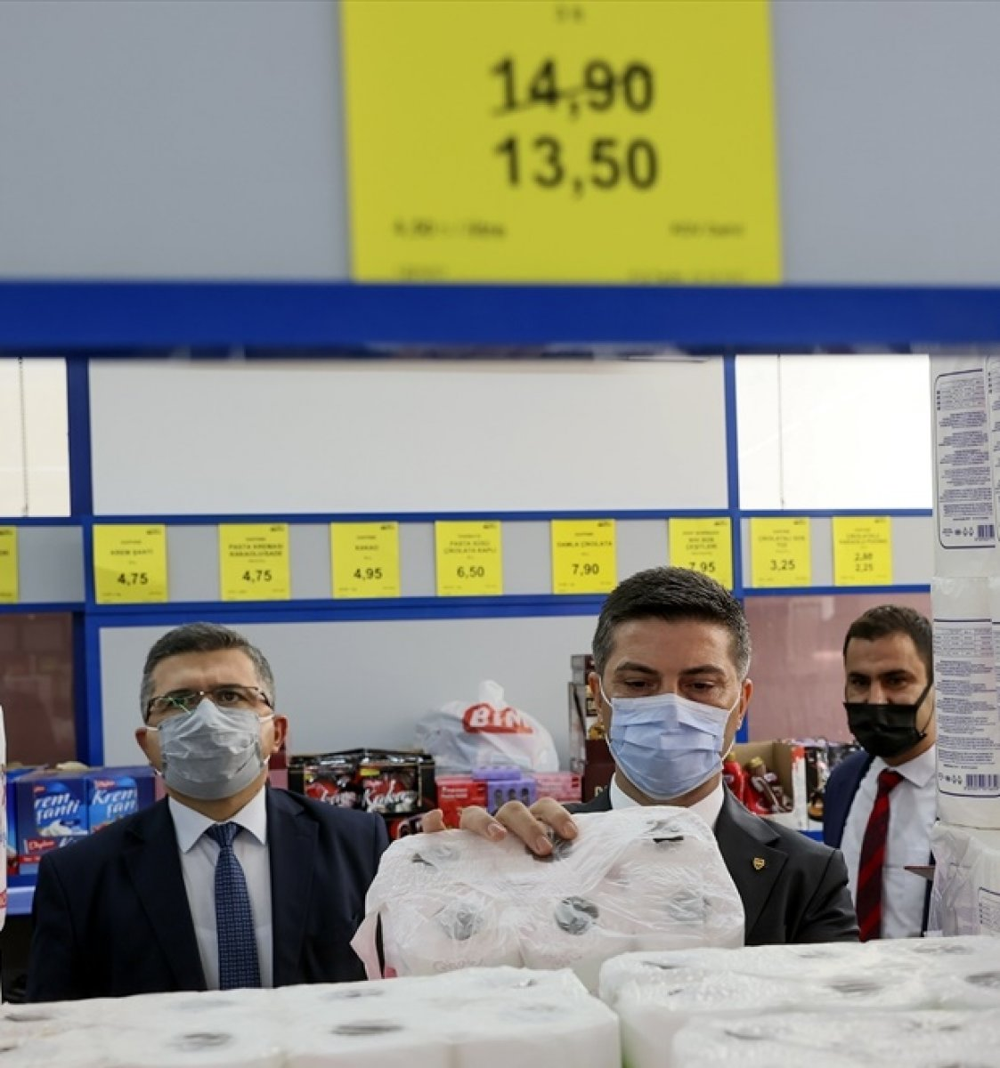 Marketlere fahiş fiyat denetimi hız kesmiyor #2