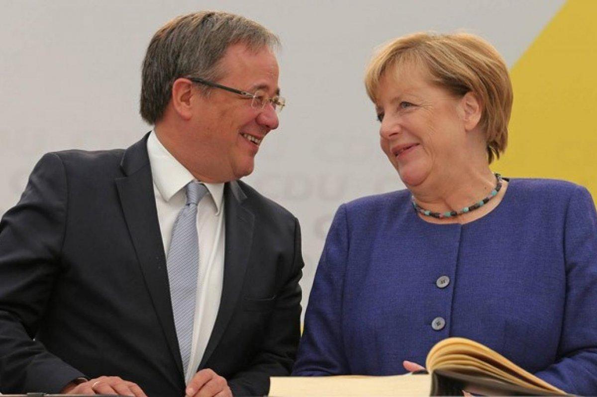 Alman başbakan adayı Armin Laschet: Türkiye önemli bir ülke #3