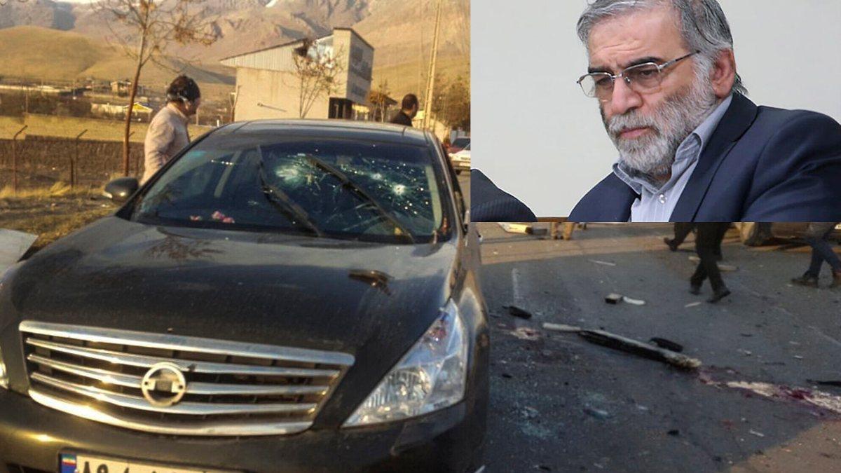 İranlı bilim insanı Mohsen Fakhrizadehin yapay zekalı suikast hikayesi