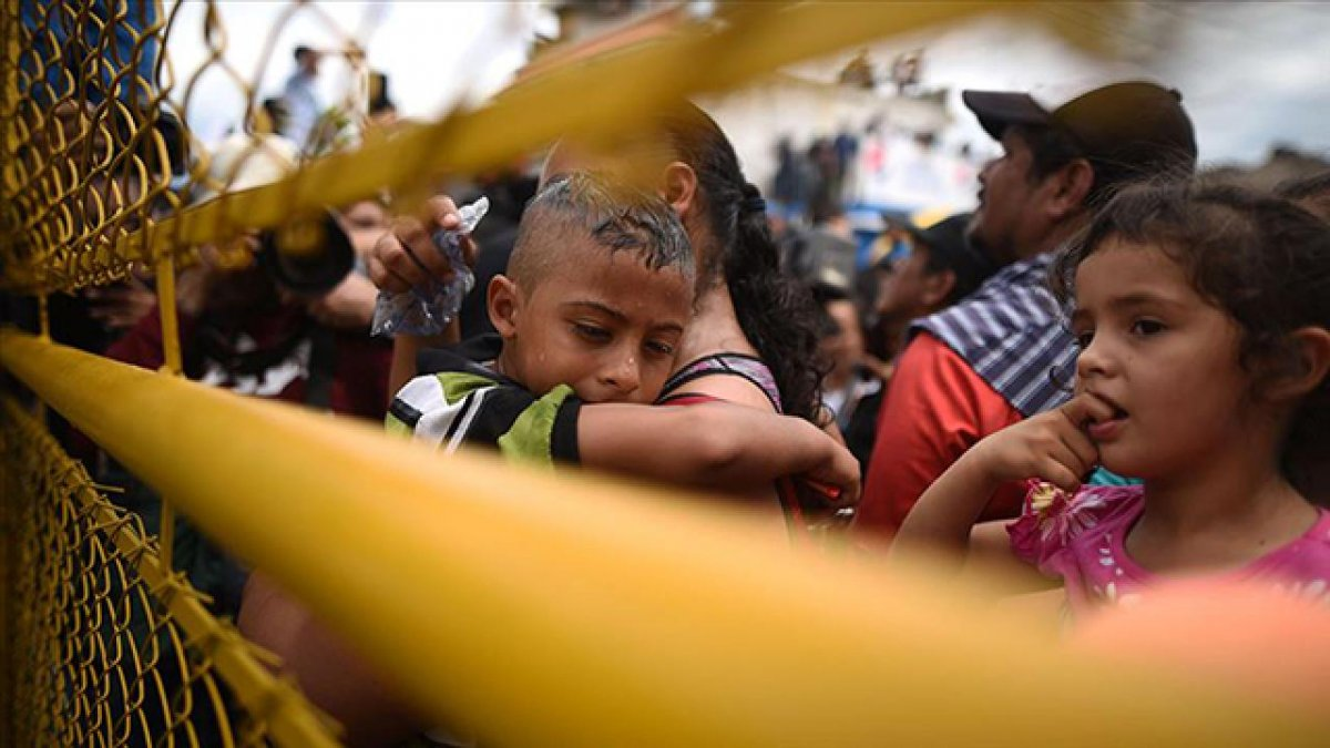 ABD mülteci kabul sayısını iki kat arttırdı #1
