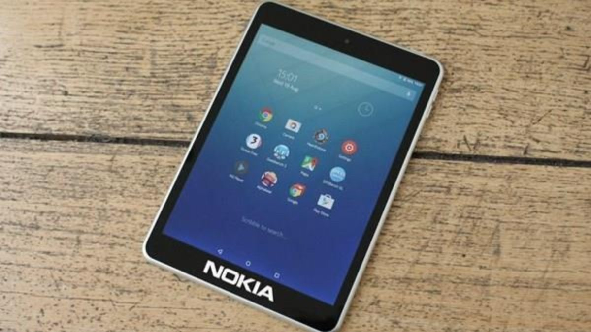 Nokia tablet pazarına geri dönüyor: Karşınızda Nokia T20