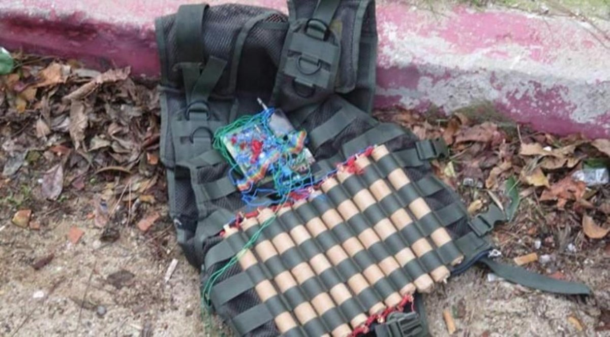 Diyarbakır da eylem hazırlığındaki terörist yakalandı #1
