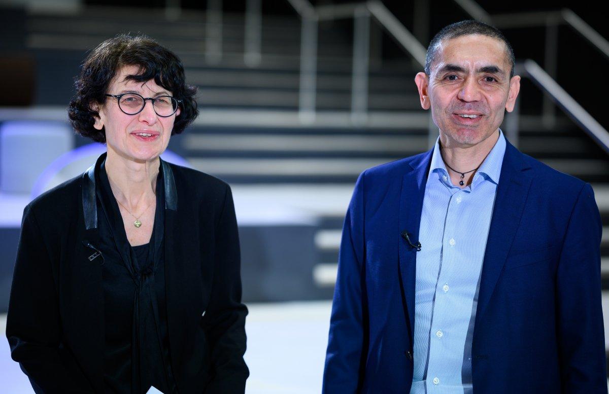 Uğur Şahin ve Özlem Türeci, Almanya nın en prestijli bilim ödülüne layık görüldü #2