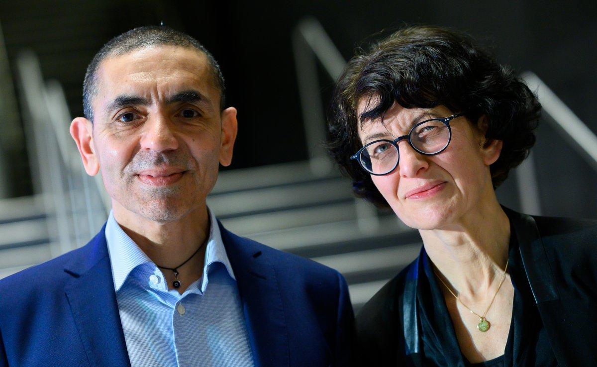 Uğur Şahin ve Özlem Türeci, Almanya nın en prestijli bilim ödülüne layık görüldü #3