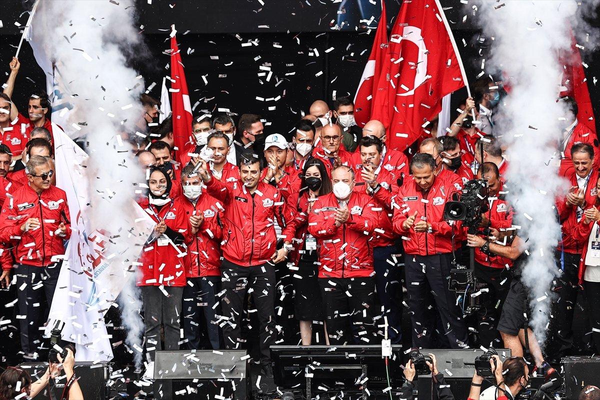 Selçuk Bayraktar dan lider Türkiye vurgusu #1