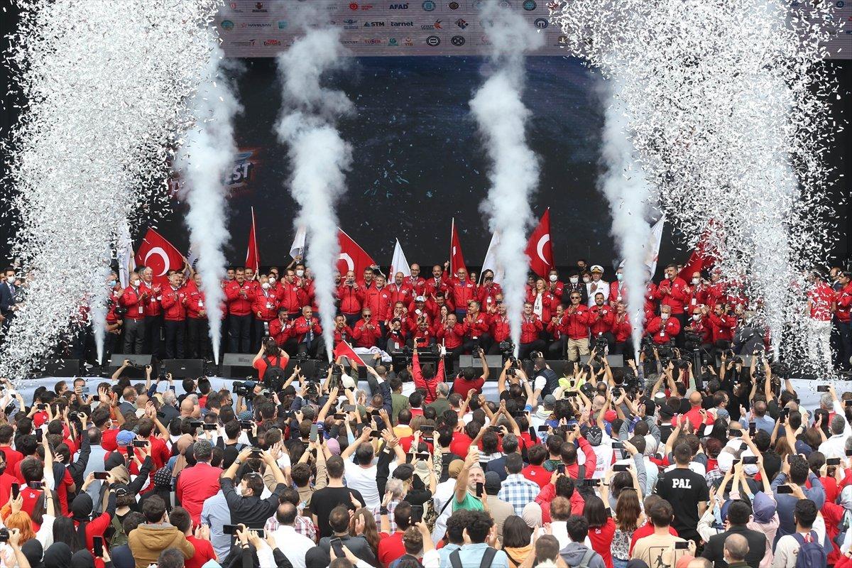 Selçuk Bayraktar dan lider Türkiye vurgusu #7