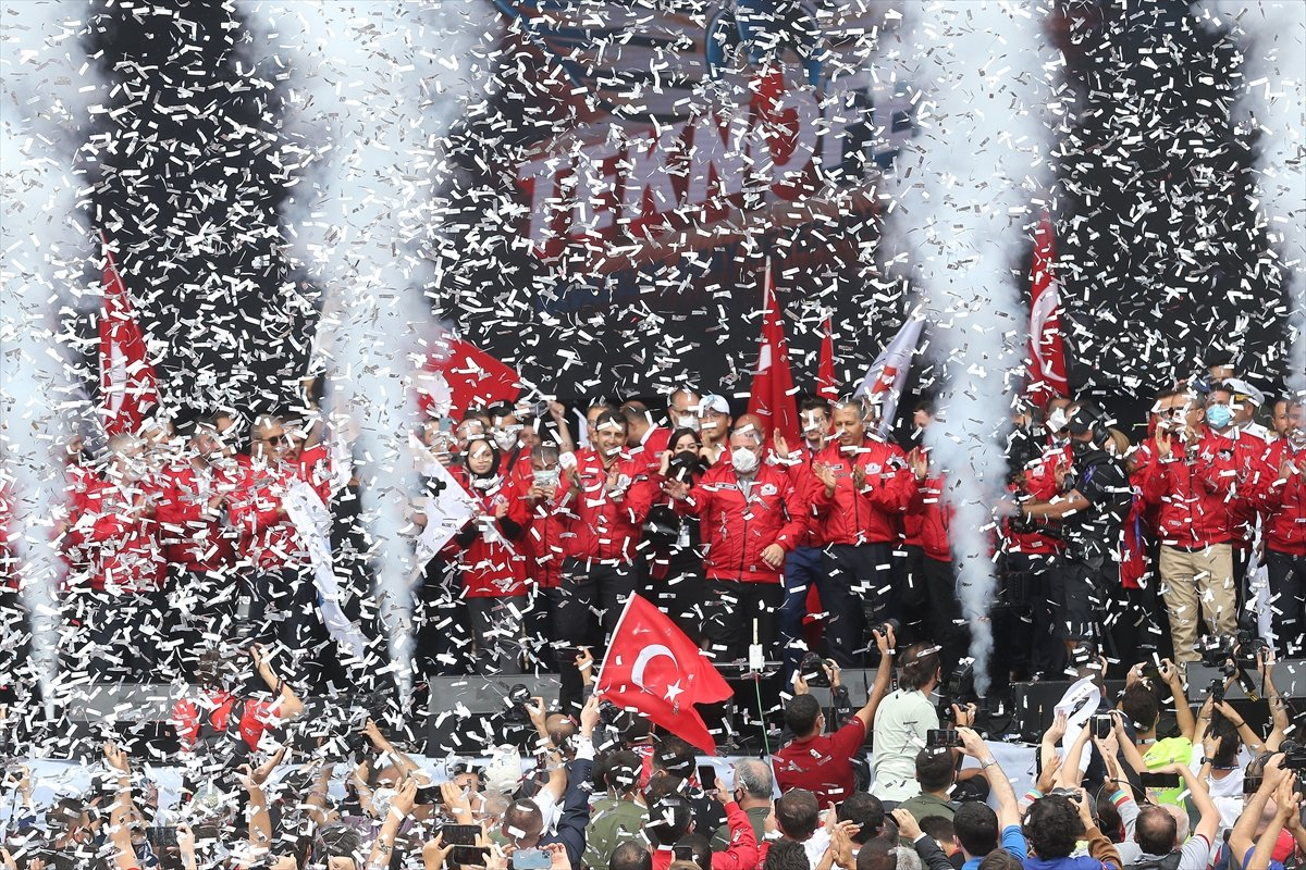 Selçuk Bayraktar: TEKNOFEST, dünyanın en büyük havacılık ve teknoloji etkinliği #2