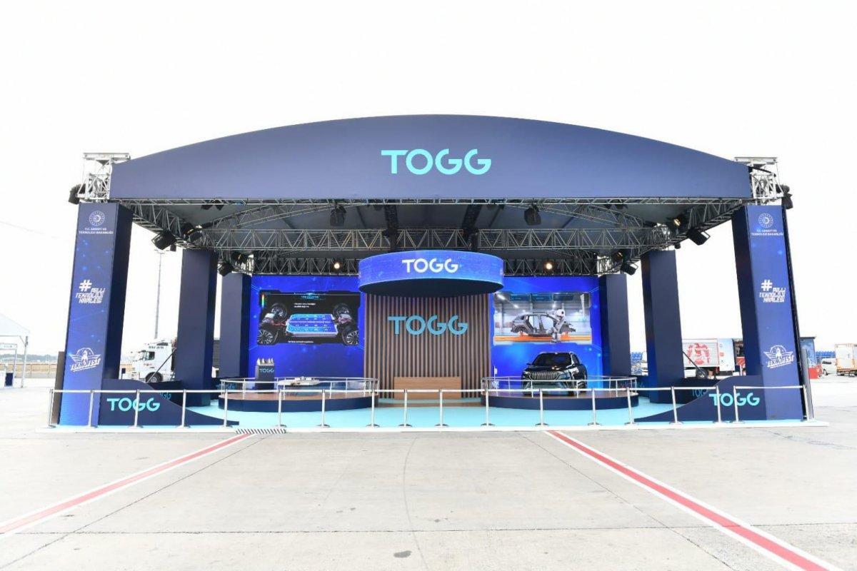 teknofest togg