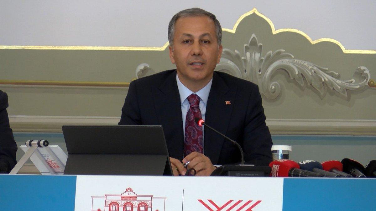 YÖK Başkanı Erol Özvar: Öğretim görevlilerinin yüzde 88,56'sı aşılandı #3