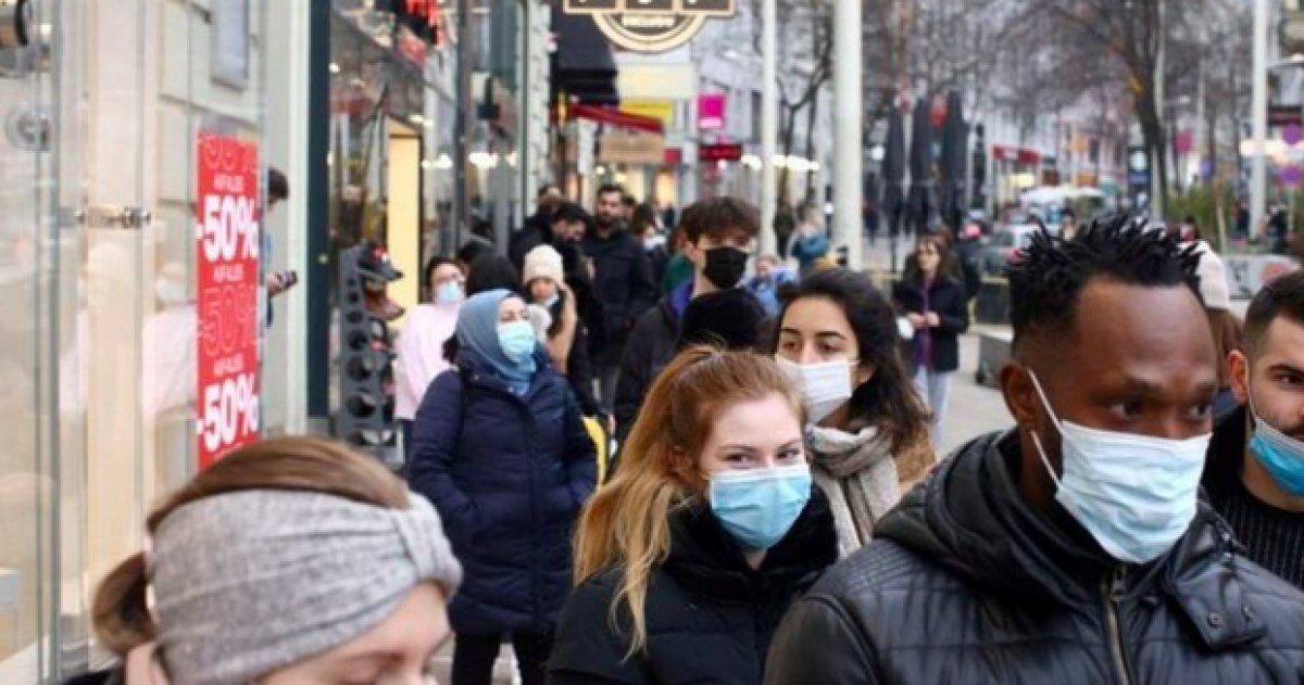 Viyana, aşı yaptırmayanlara kısıtlamalar getiriyor #1