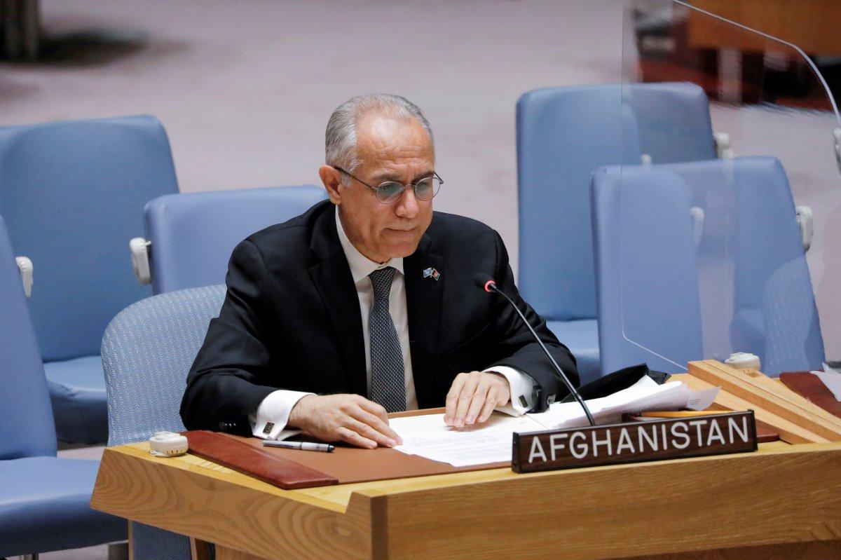 Taliban, BM Genel Kurul görüşmelerine katılmak için mektup gönderdi #2