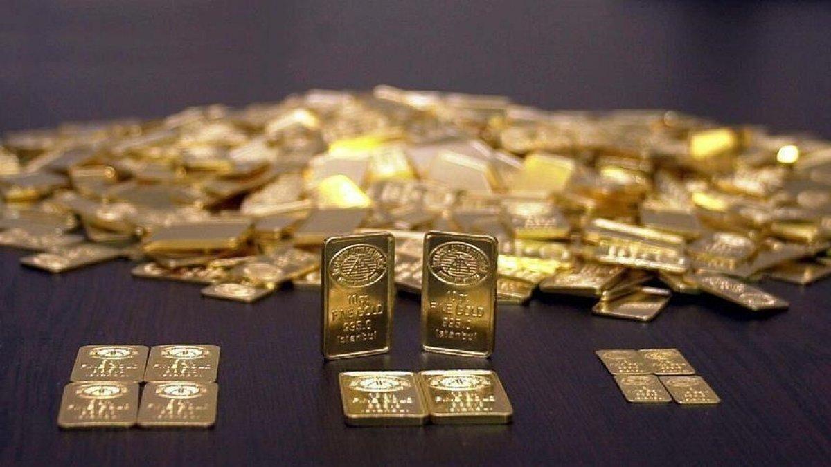 Altın fiyatları, Fed in faiz kararı öncesinde hafif yükseldi #1