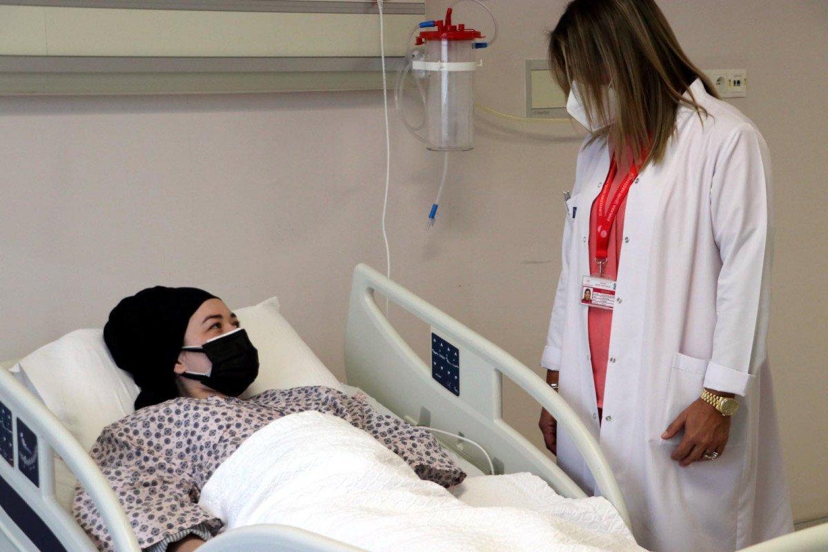 Ankara da hastanede yatan 33 gebe hastadan 32 si aşısız #2