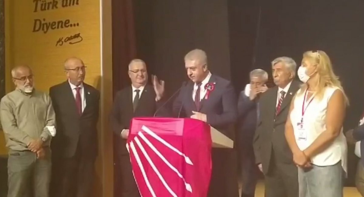 Mehmet Özhaseki: CHP demek baskı ve dayatma demektir #1