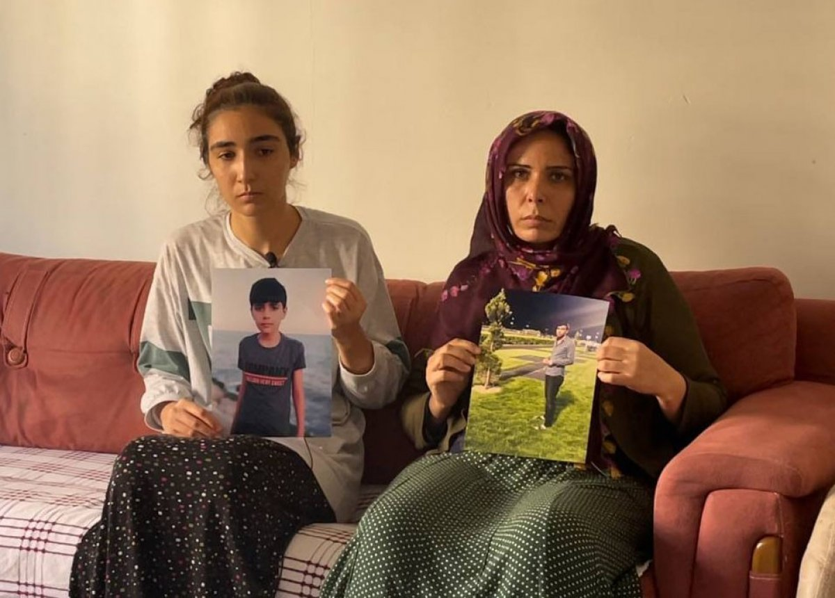 Şanlıurfa da saldırıda ölen baba ile çocuğun ailesi yetkililere seslendi #1
