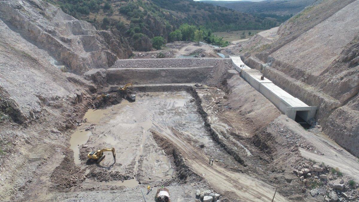 Devrez Kızlaryolu Barajı ekonomiye yılda 100 milyon lira katkı verecek #2