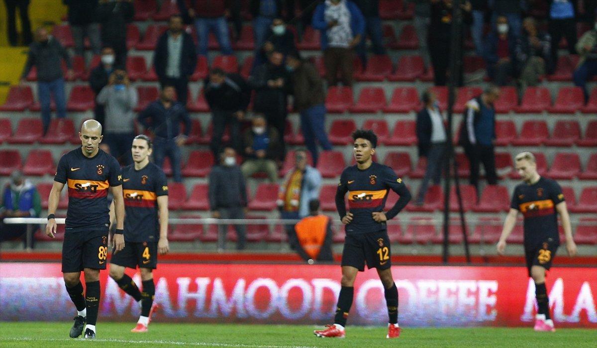 Galatasaray, Kayserispor dan 3 yedi #6