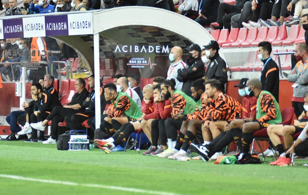 Fatih Terim den Kayserispor maçı sonrası açıklamalar #1