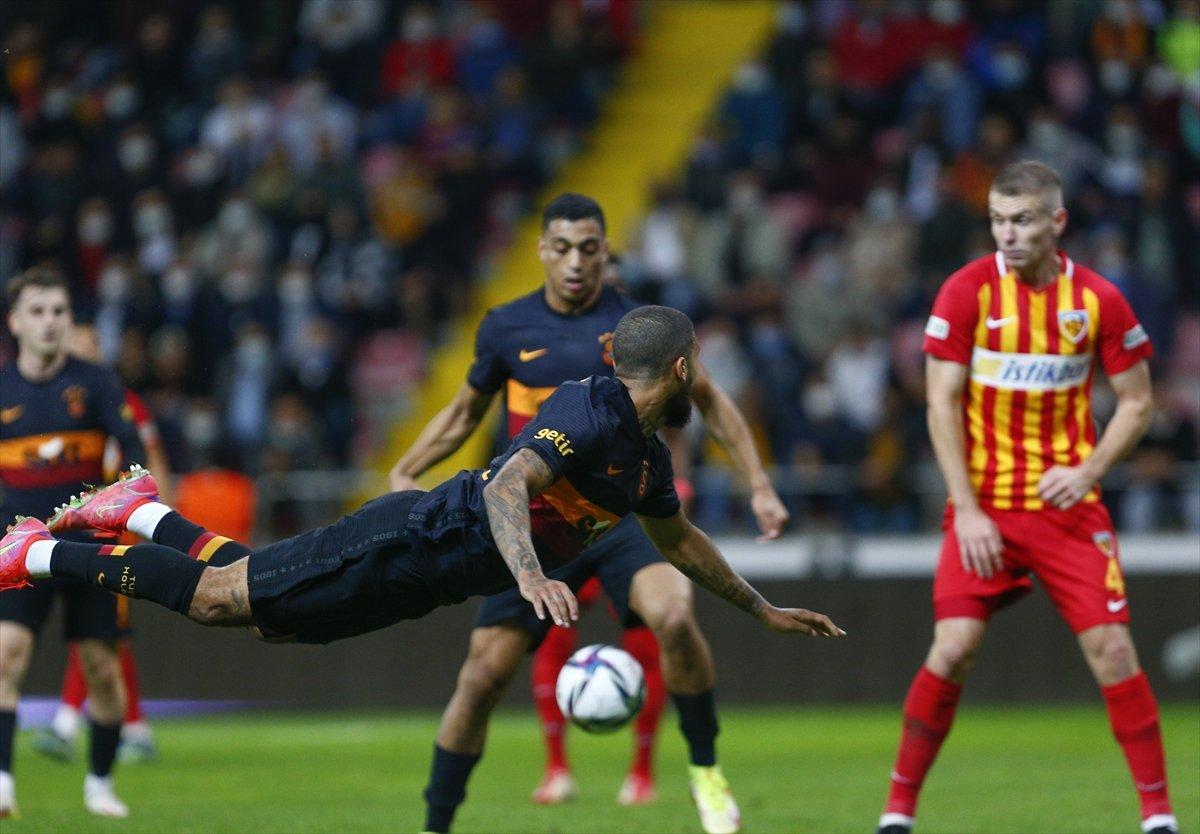 Galatasaray, Kayserispor dan 3 yedi #5