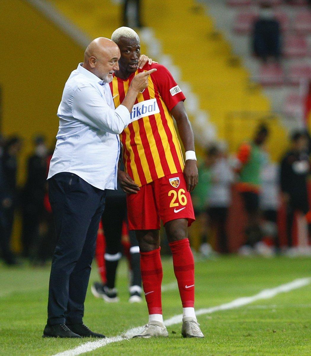 Galatasaray, Kayserispor dan 3 yedi #3