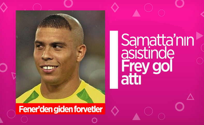 Samatta'nın asistinde Frey gol attı
