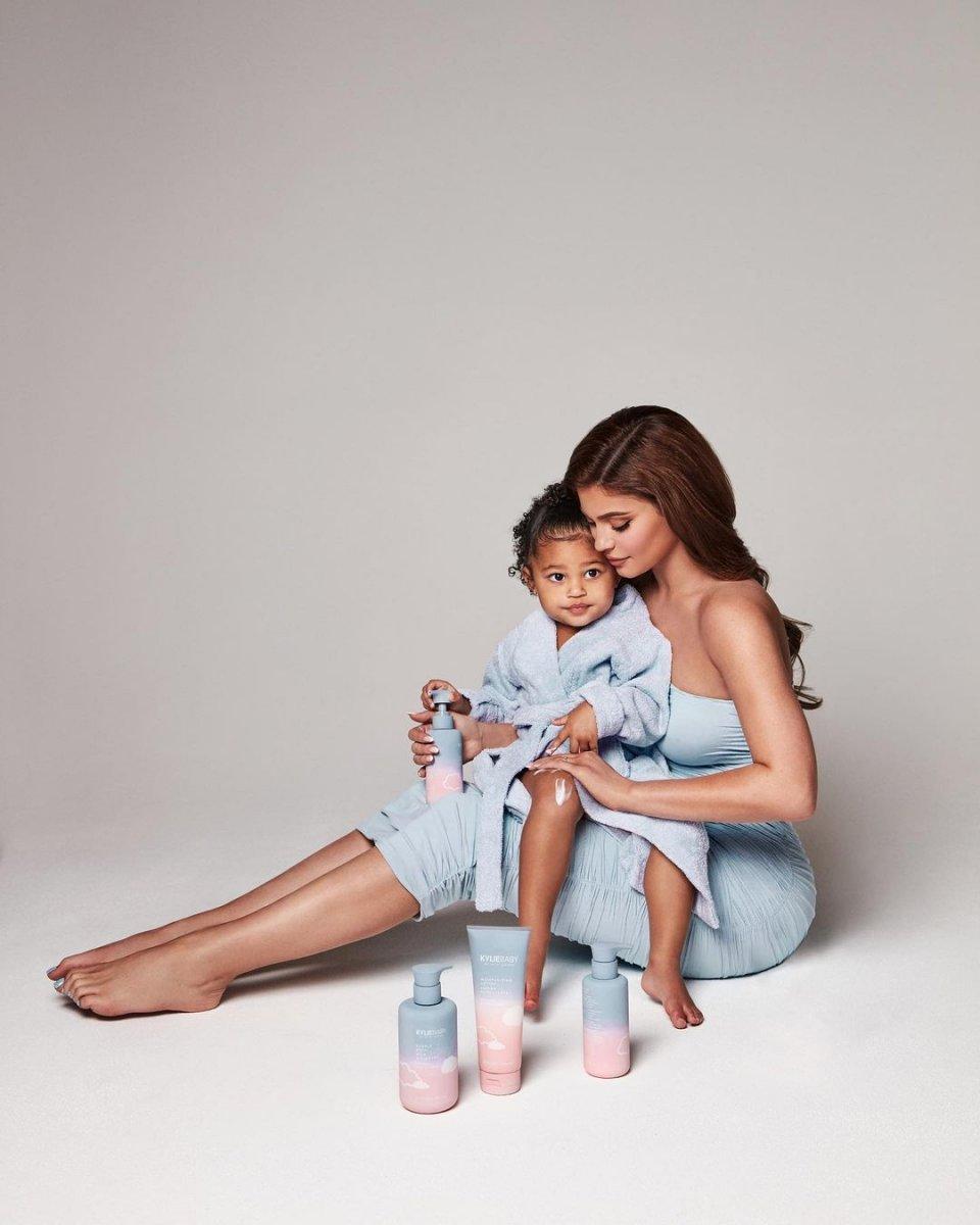 Kylie Jenner yeni markasını duyurdu #1