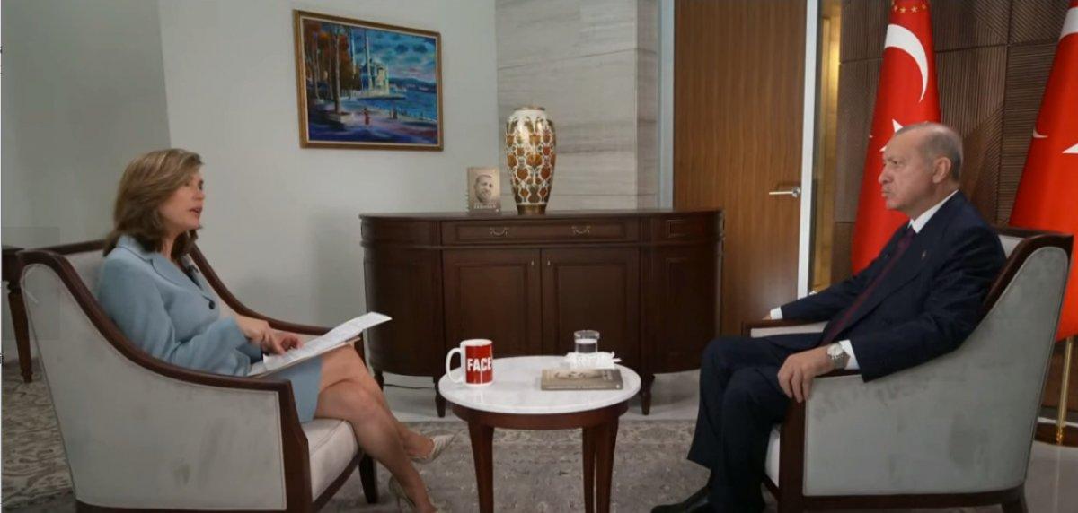 Cumhurbaşkanı Erdoğan: ABD, Afgan mülteciler konusunda daha fazlasını yapmalı #2