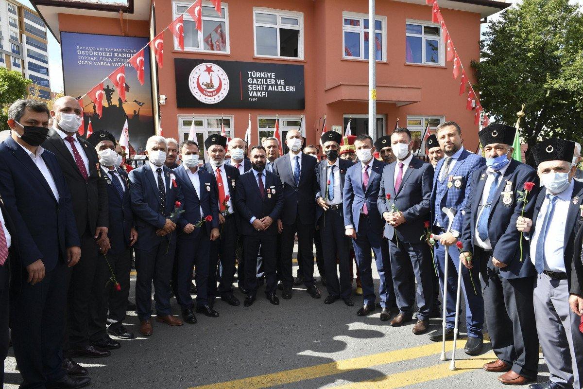 Abdulhamit Gül: Türkiye, terör örgütlerini dize getirebilecek güçtedir #4
