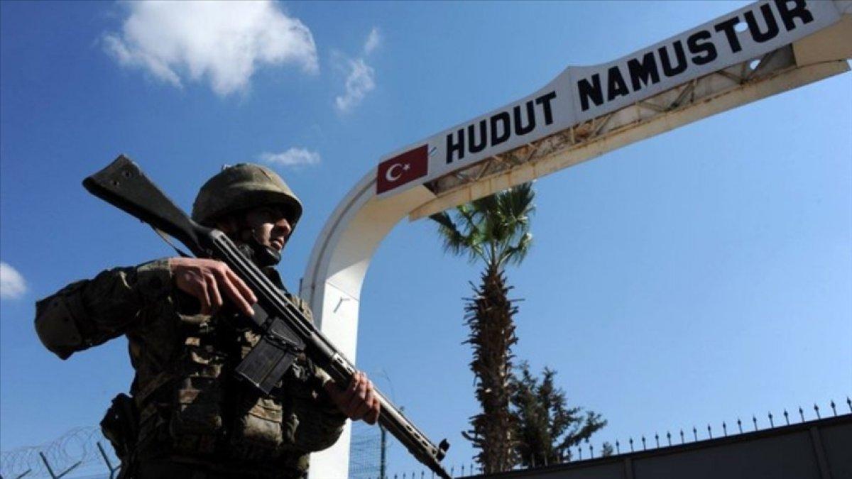 Suriye den giriş yapmaya çalışan 3 DEAŞ lı yakalandı #1