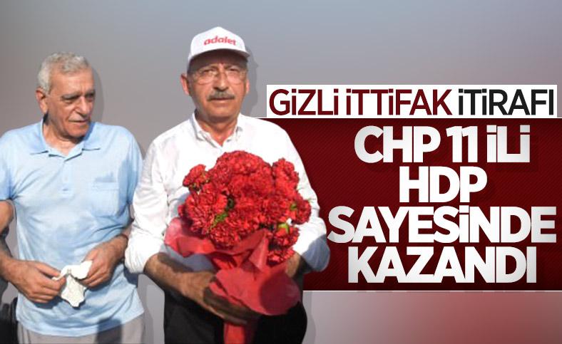 Ahmet Türk'ten CHP'ye: Biz olmasaydık seçimi alamazlardı