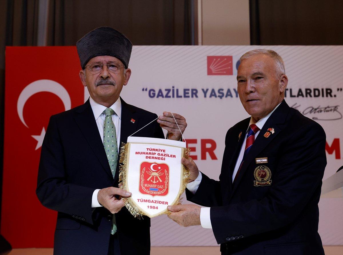 Kemal Kılıçdaroğlu: Sorunları dostlarımızla beraber çözeceğiz #2