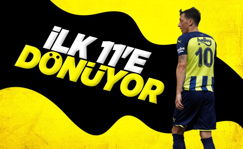 Pereira, Mesut Özil'le özel görüştü