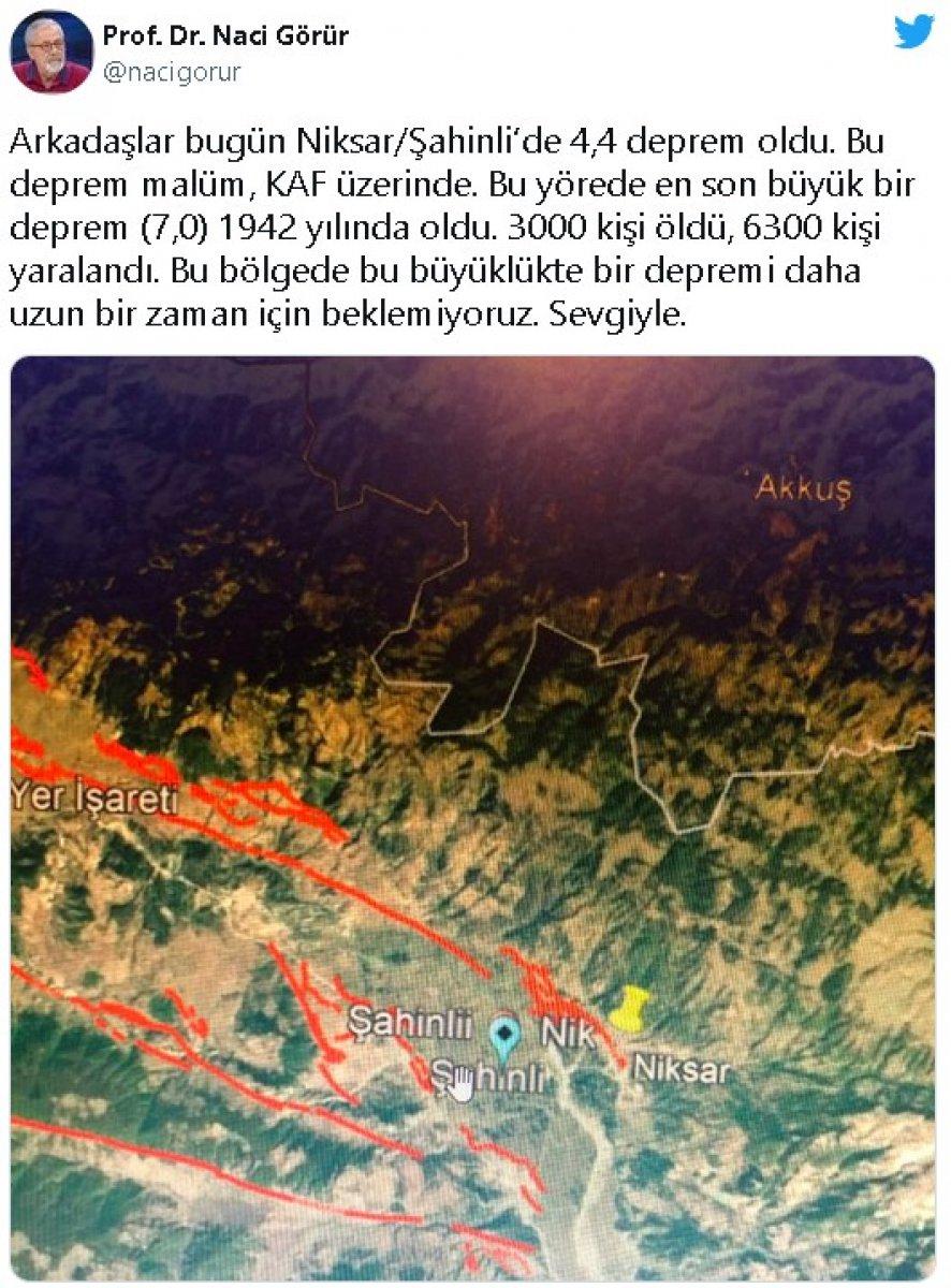 Naci Görür: Malatya da büyük bir deprem bekliyoruz #2