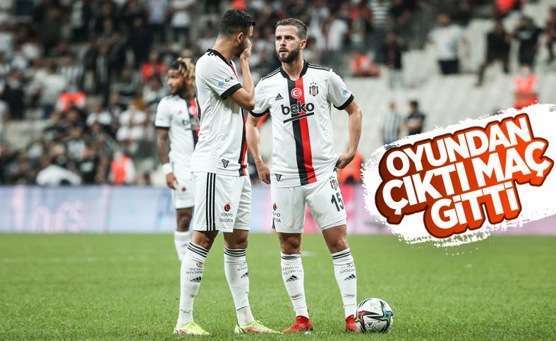Pjanic'in Beşiktaş'ta oyuna etkisi büyük