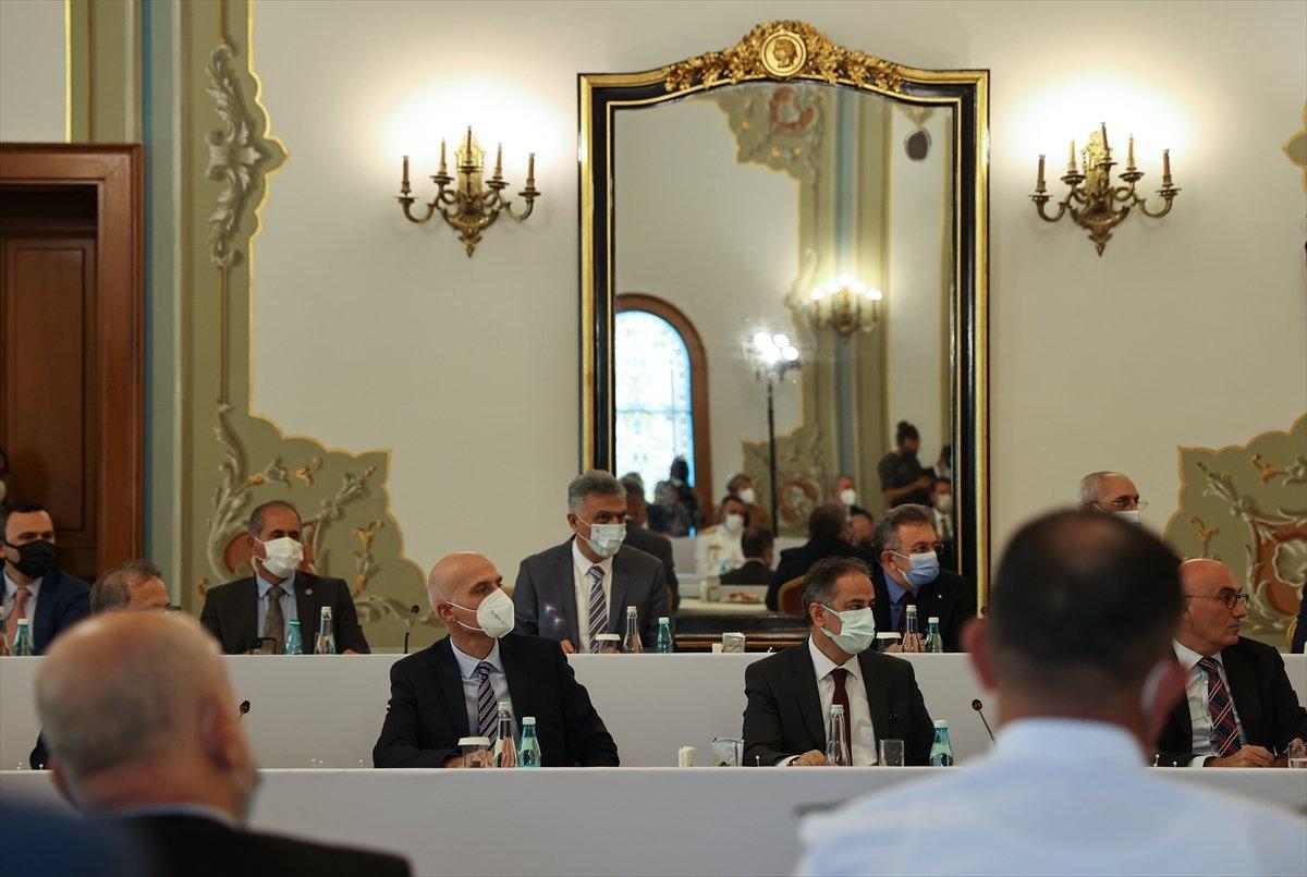 İstanbul da 2021-2022 öğretimine ilişkin tedbir toplantısı yapıldı #4
