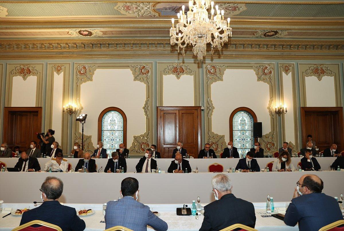 İstanbul da 2021-2022 öğretimine ilişkin tedbir toplantısı yapıldı #5
