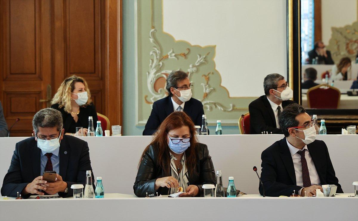 İstanbul da 2021-2022 öğretimine ilişkin tedbir toplantısı yapıldı #6