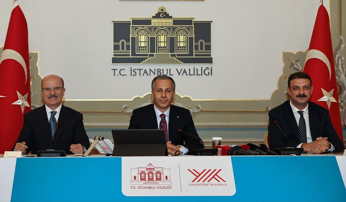 İstanbul da 2021-2022 öğretimine ilişkin tedbir toplantısı yapıldı #2