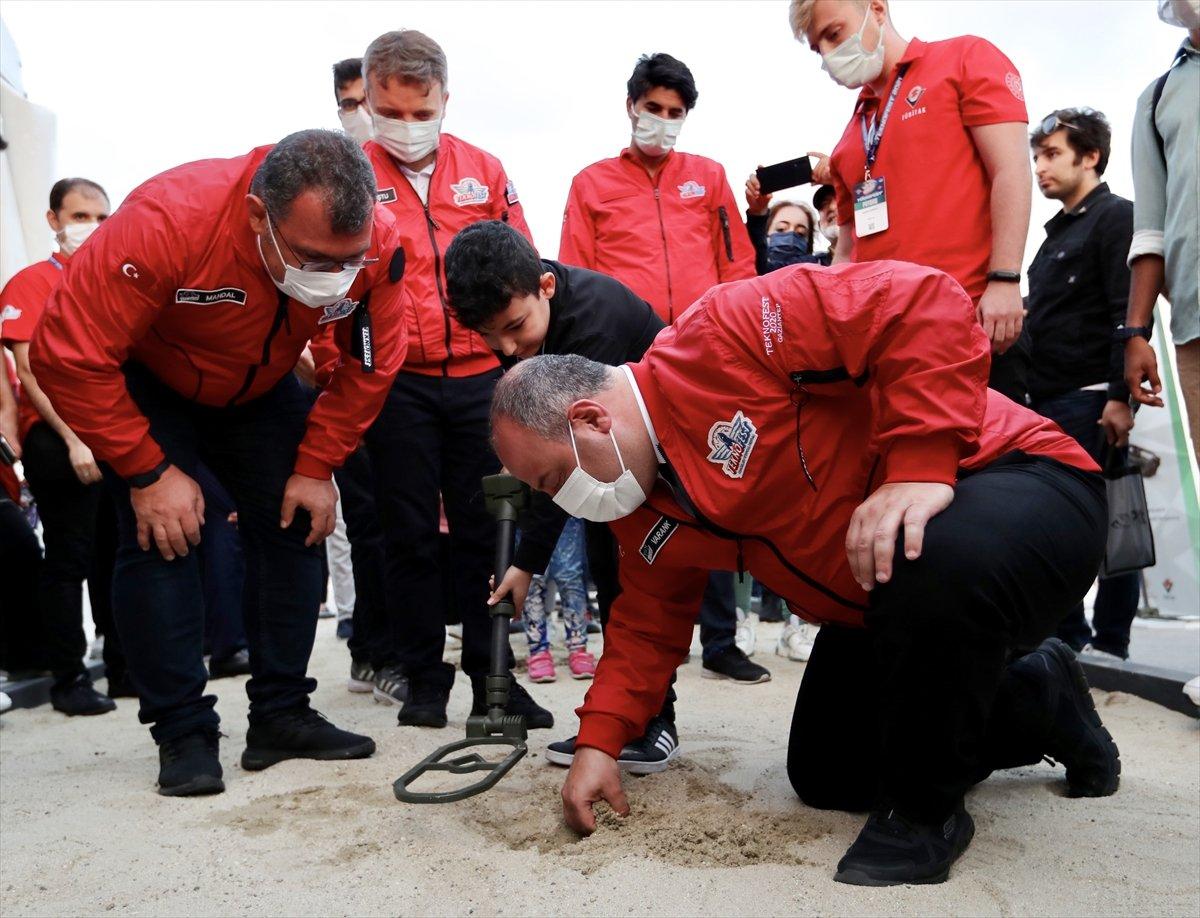 Sanayi ve Teknoloji Bakanı Mustafa Varank TEKNOFEST te  #2